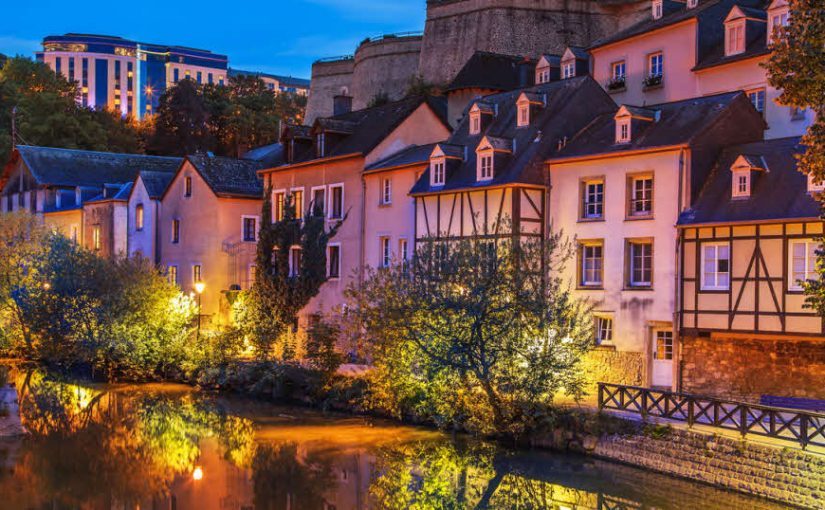 Yuusk Luxembourg – traveling & having fun